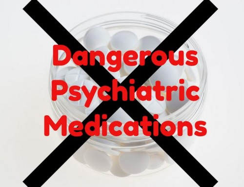 Video About Dangers of Psychiatric Drugs & Helpful Psychiatric Medications